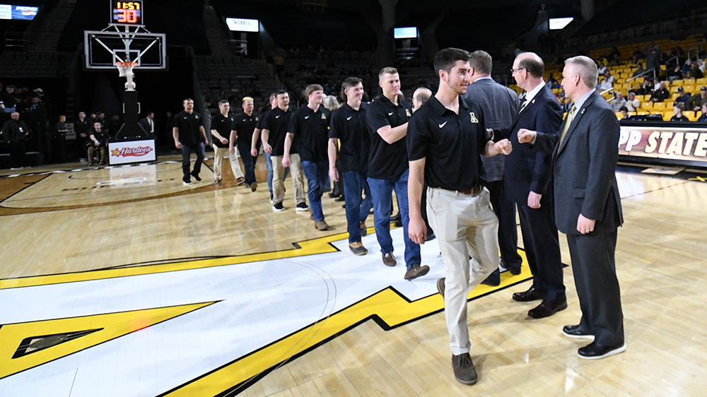 Athletes Honored for Academic Performance 2019