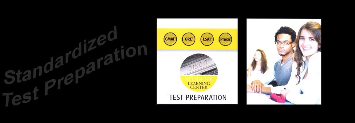 Standardized Test Preparation Graphic