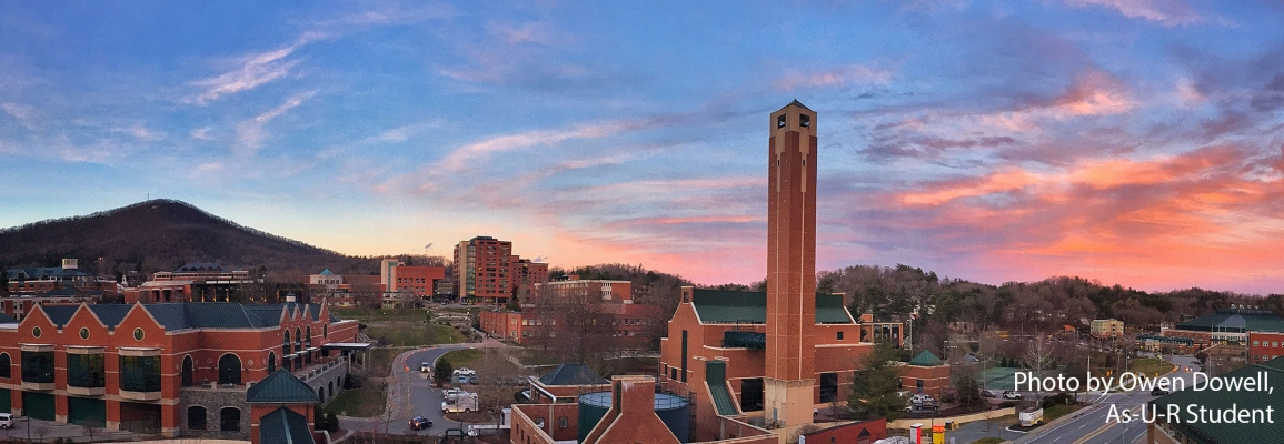 Campus photo by Owen Dowell